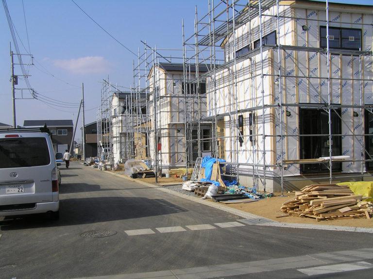 女沼_2018_11区画日本リアライズ戸建て住宅